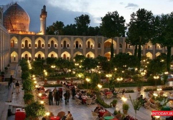 رزرو هتل عباسی اصفهان