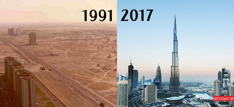معرفی شهر دبی
