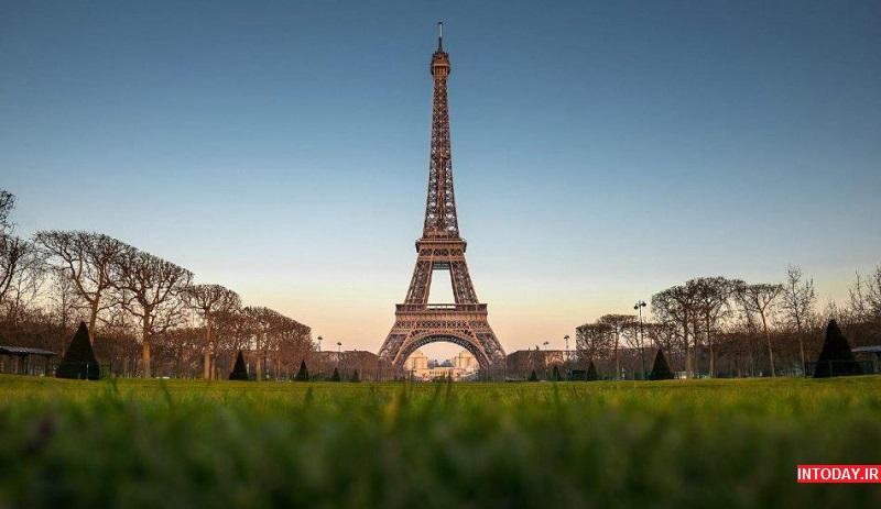 تصاویر برج ایفل پاریس در فرانسه