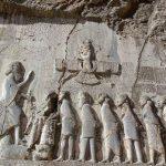 تصاویر کوه بیستون کرمانشاه