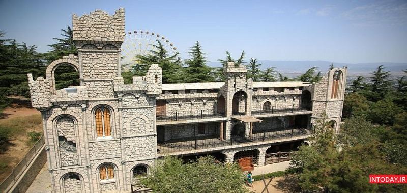 شهربازی متاتسمیندا تفلیس - Mtatsminda Park