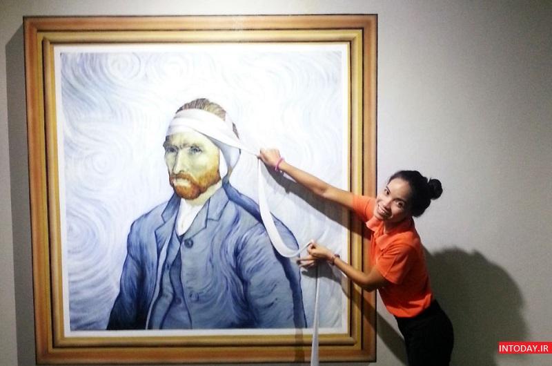 موزه خطای دید پوکت تایلند