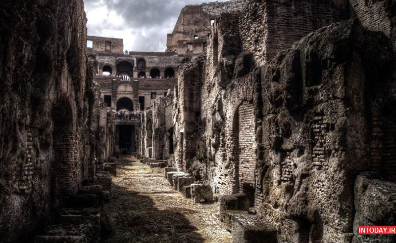 تصاویر کلوسئوم رم