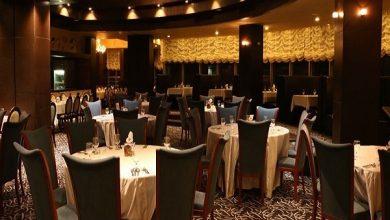 رستوران ایتالیایی هتل بزرگ شیراز