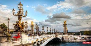پل الکساندر سوم پاریس فرانسه