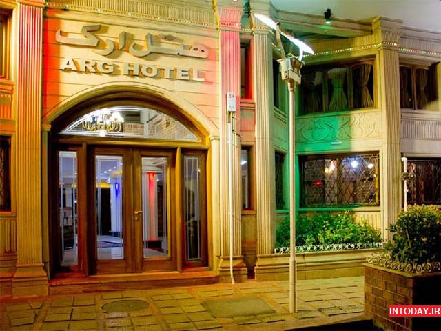 معرفی هتل های سه ستاره شیراز