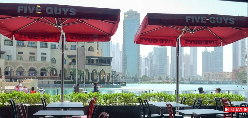 رستوران های ارزان قیمت دبی