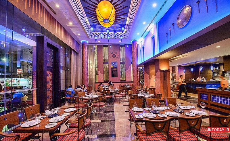 عکس رستوران های حلال بانکوک