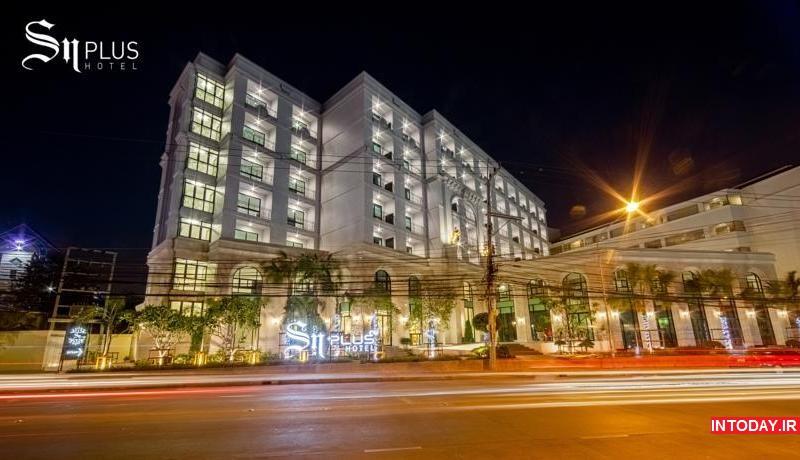 لیست بهترین هتل های پاتایا