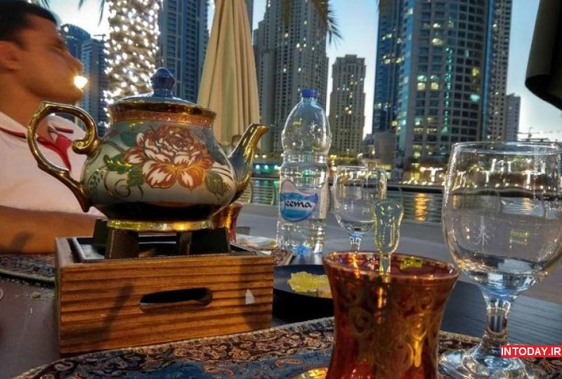 عکس رستوران های ایرانی دبی