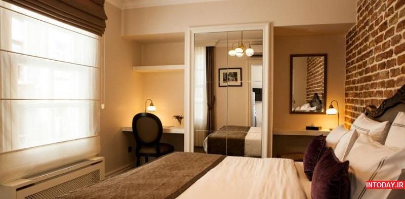 معرفی هتل های 3 ستاره استانبول