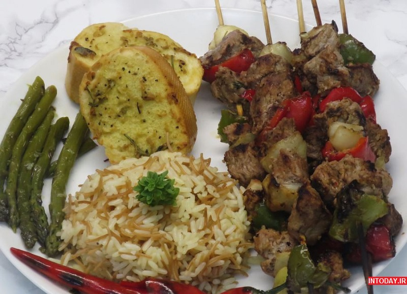 معرفی غذاهای محلی کردستان