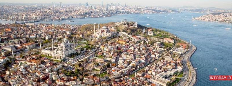 معرفی شهر استانبول
