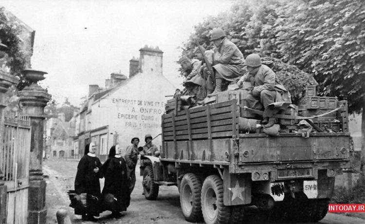 عکس عملیات نرماندی