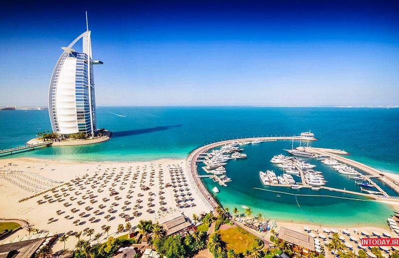 هتل های سه ستاره دبی