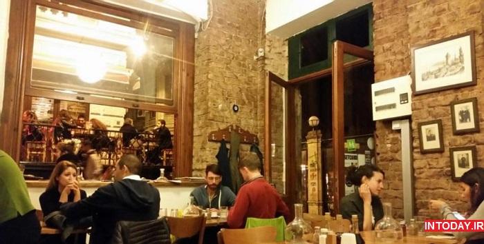 عکس رستوران های ارزان استانبول