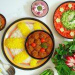 لیست غذاهای محلی اصفهان