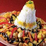 لیست غذاهای محلی مازندران