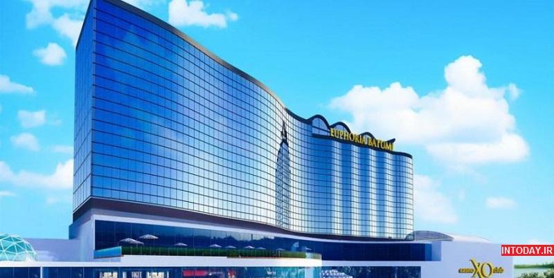 عکس بهترین هتل های 5 ستاره باتومی گرجستان