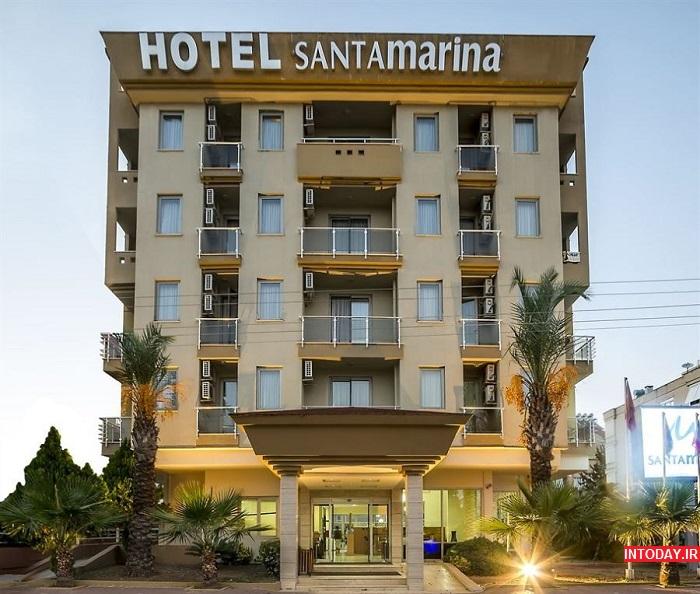بهترین هتل های 3 ستاره آنتالیا ترکیه