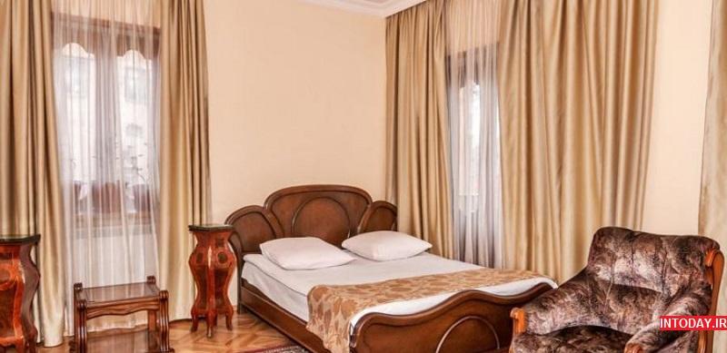 بهترین هتل های دوس تاره گرجستان