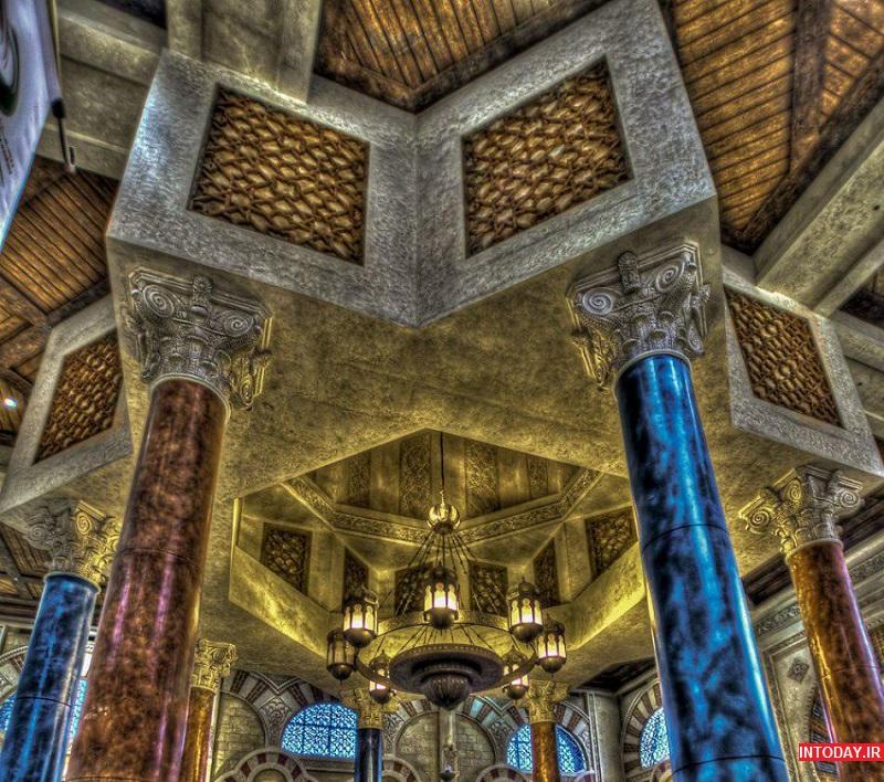 تصاویر مرکز خرید ابن بطوطه دبی