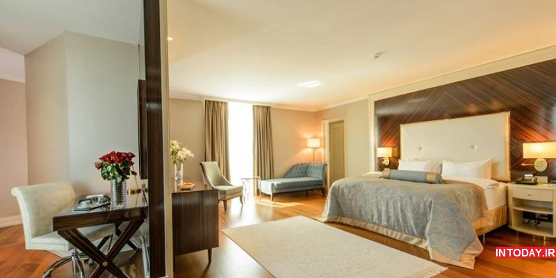 تصویر از هتل الیت ورلد بیزنس استانبول