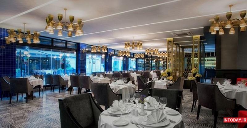 بهترین رستوران های استانبول با قیمت متوسط