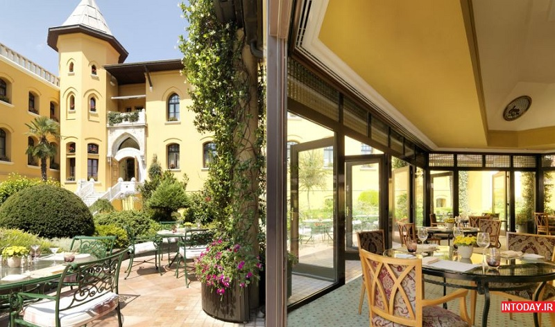 تصویر از هتل فور سیزن بسفروس استانبول