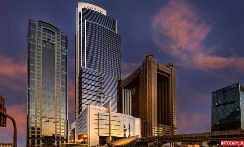عکس بهترین هتل های 5 ستاره دبی