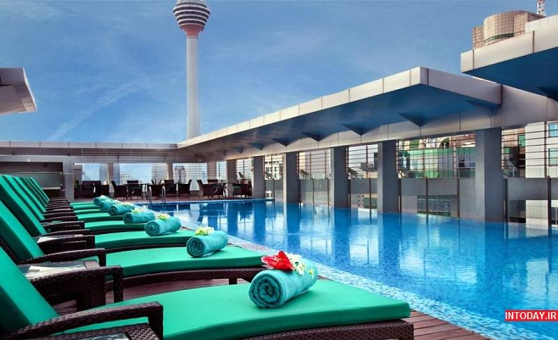 تصاویر بهترین هتل های 5 ستاره کوالالامپور مالزی