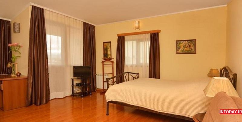 بهترین هتل های 4 ستاره تفلیس گرجستان