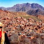 تصاویر روستای ابیانه اصفهان