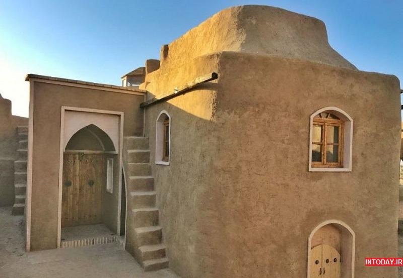 عکس روستای اصفهک طبس