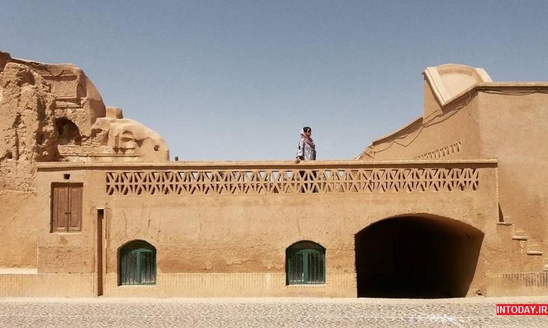 عکس های روستای فهرج یزد