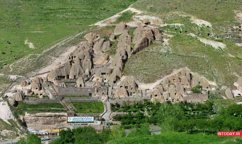 تصاویر روستای کندوان اسکو
