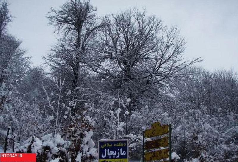 تصاویر روستای مازیچال در کردمحله مازندران