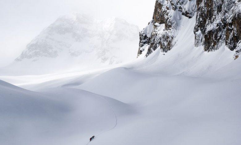 کوه پونتا کالابر ایتالیا