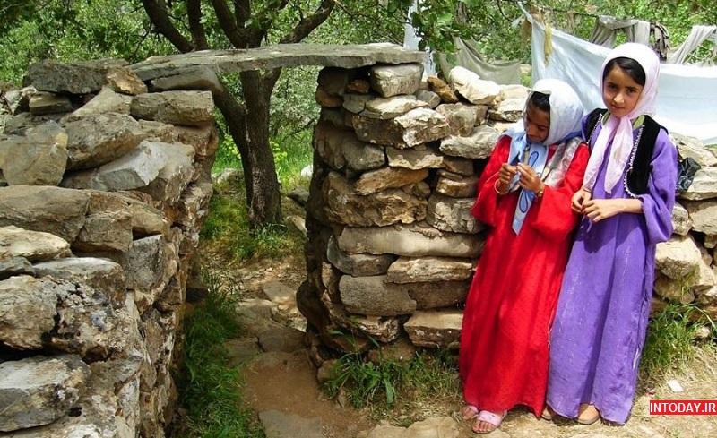 تصاویر روستای اورامان مریوان کردستان