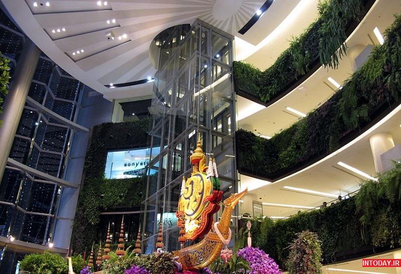 مرکز خرید سیام پاراگون بانکوک
