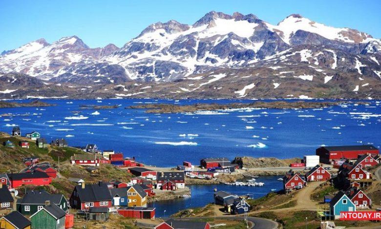 بزرگ ترین جزیره دنیا