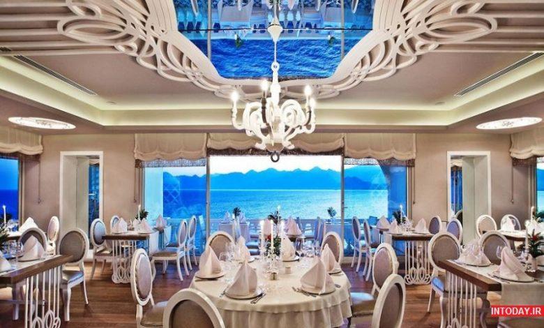 عکس برترین هتل های 4 ستاره آنتالیا