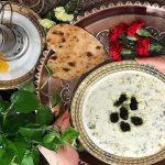 عکس غذاهای محلی اردبیل