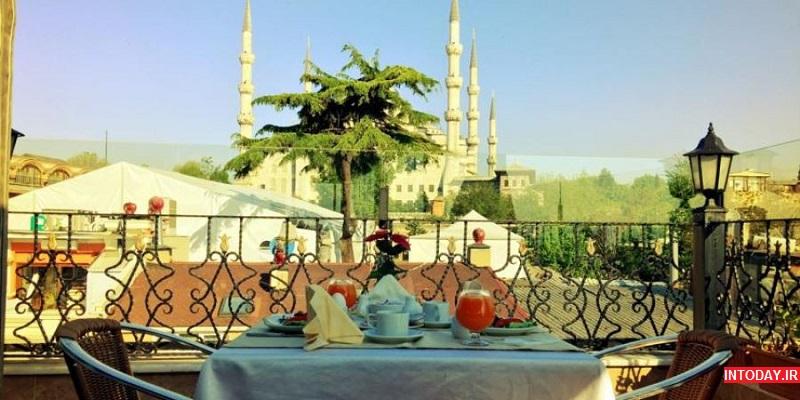 عکس برترین هتل های 2 ستاره استانبول