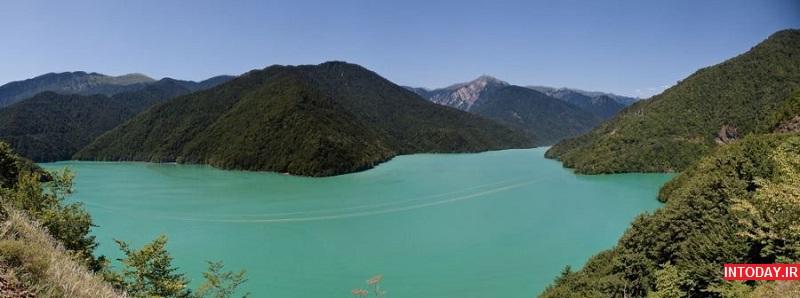 تصاویر پارک ملی تفلیس گرجستان