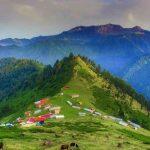 تصاویر روستای اولسبلنگاه ماسال در استان گیلان