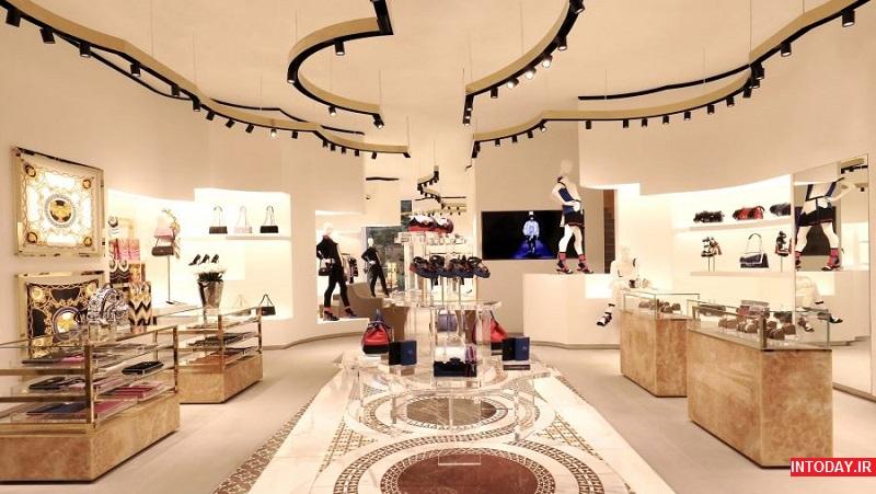 تصاویر مرکز خرید پاویلیون کوالالامپور مالزی