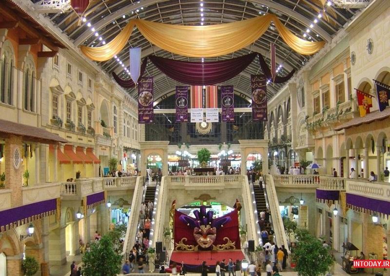تصاویر بهترین مراکز خرید دبی