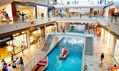 تصاویر بهترین مراکز خرید سنگاپور