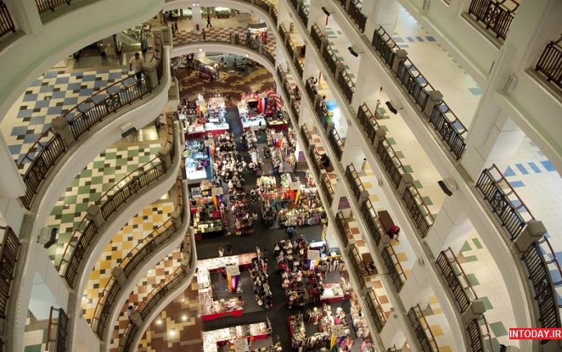 تصاویر بهترین مراکز خرید کوالالامپور مالزی